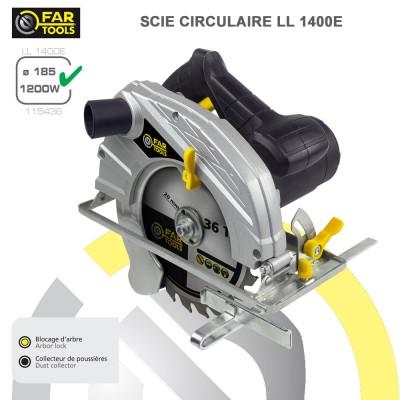 Scie circulaire LL1400
