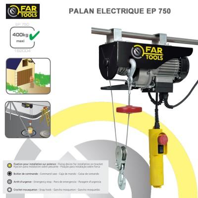 Support pour palan lectrique fartools fartools 182003 vente d ac Home palan