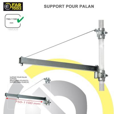 Potence pivotante pour palan pp120 ribitech pp120 ribitech vente Home palan
