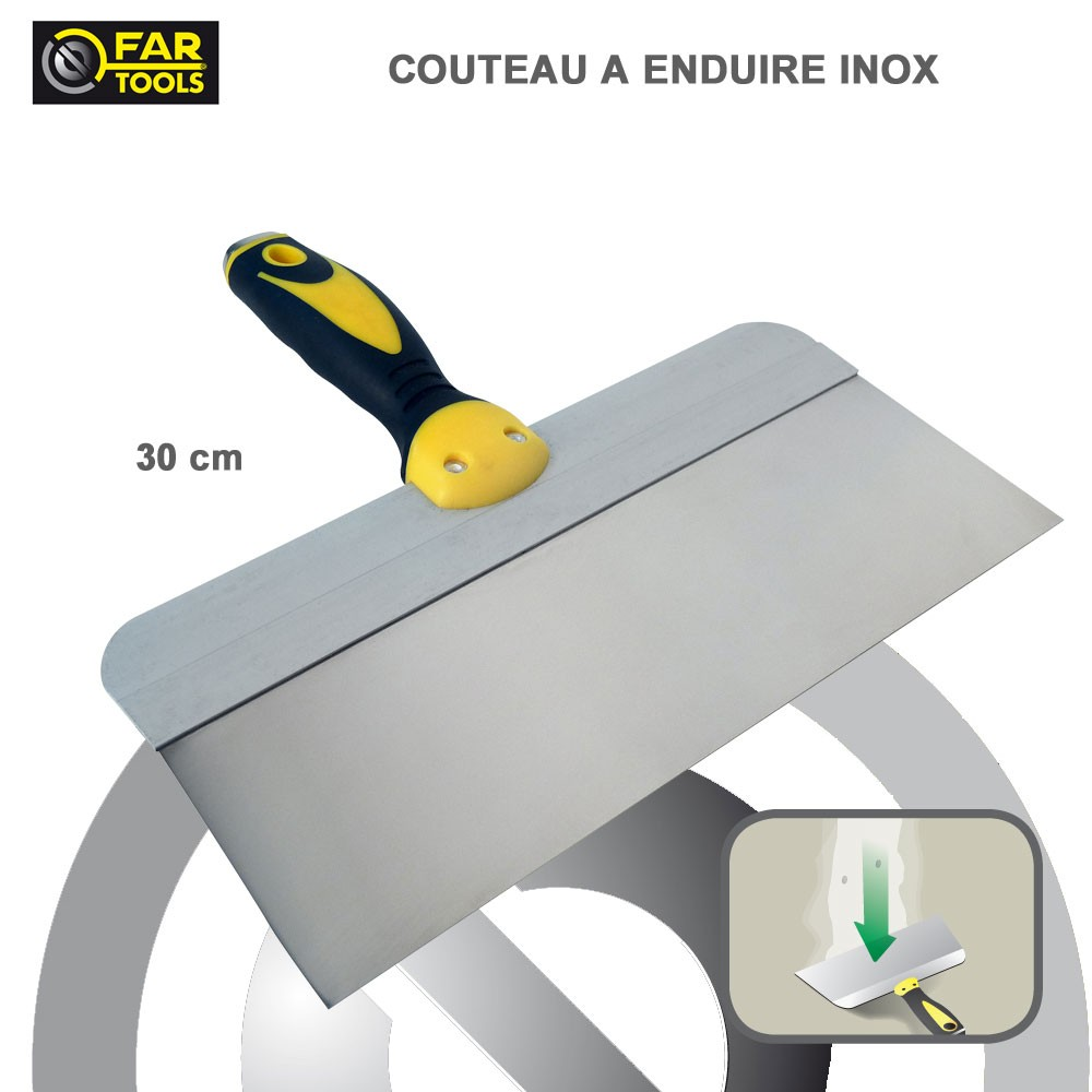 spatule sp ciale enduit fartools fartools 212019 vente de outilla. Black Bedroom Furniture Sets. Home Design Ideas