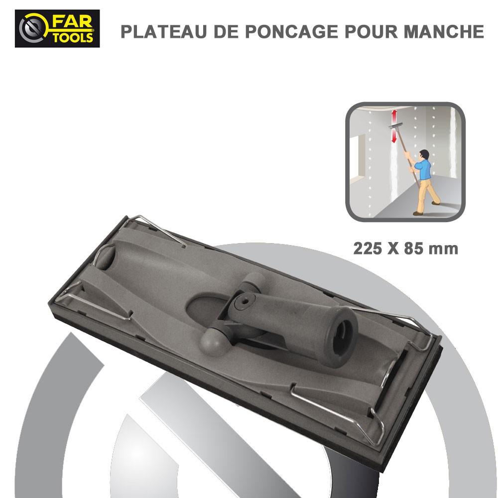 plateau de pon age pour manche fartools fartools 212023 vente de. Black Bedroom Furniture Sets. Home Design Ideas