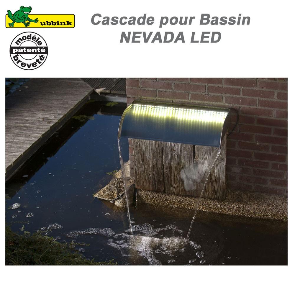 Cascade bassin extrieur top with cascade bassin extrieur for Pompe de cascade pour bassin