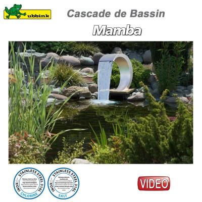 Acheter votre cascade de jardin pour bassin prix for Toile pour bassin prix