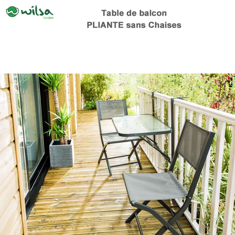 Mobilier jardin balcon - Mobilier de jardin discount ...