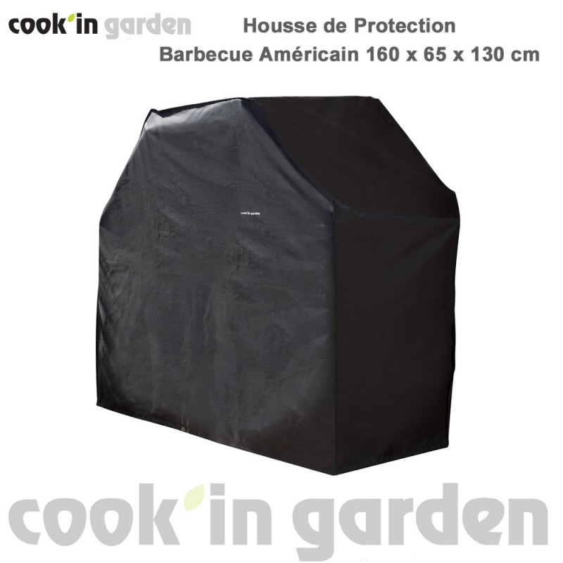Housse protection barbecue am ricain cook 39 in garden ac007 - Housse protection barbecue ...