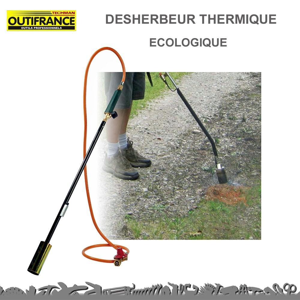 Desherbeur thermique cologique outifrance 0415899 outifrance 16 v - Desherbeur thermique tecnoma ...