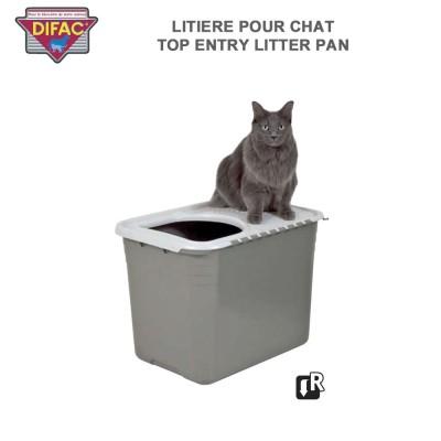 Votre caisse liti re pour chat pas cher dans notre magasin discount clic discount - Litiere pas cher pour chat ...
