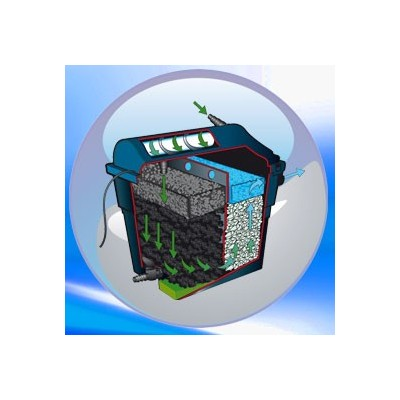 Acheter une filtration ou filtre de bassin ext rieur de for Pompe de filtration pour bassin exterieur
