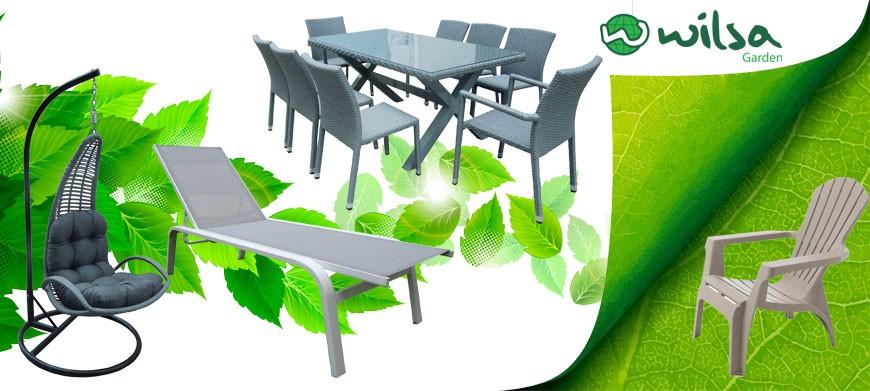 Clic-Discount vous propose une gamme complète de mobilier de jardin à prix discount