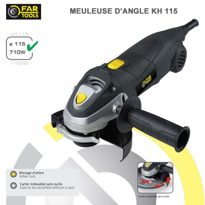 Meuleuse d'angle KH 115