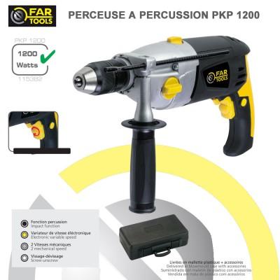 Perceuse à percussion PKP 1200 - 1200 W