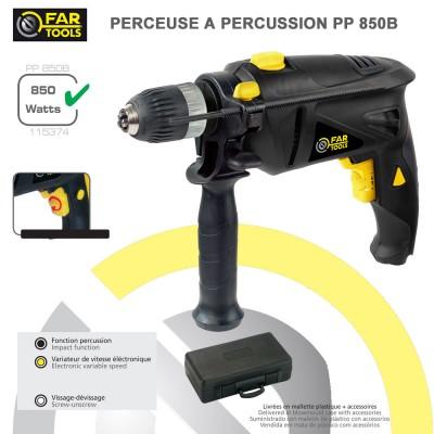 Perceuse à percussion PP850B - 850 W