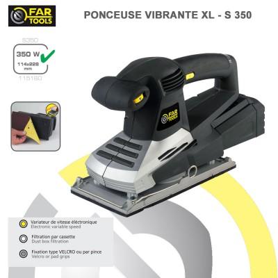 Ponceuse Vibrante S 350