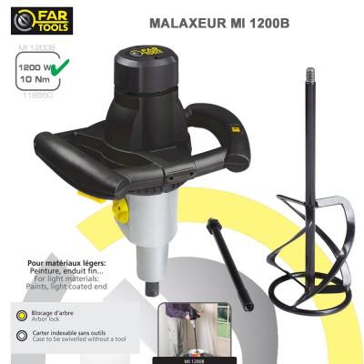 Malaxeur Peinture Colle MI1200