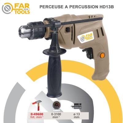 Perceuse à percussion HD13B - 500 W