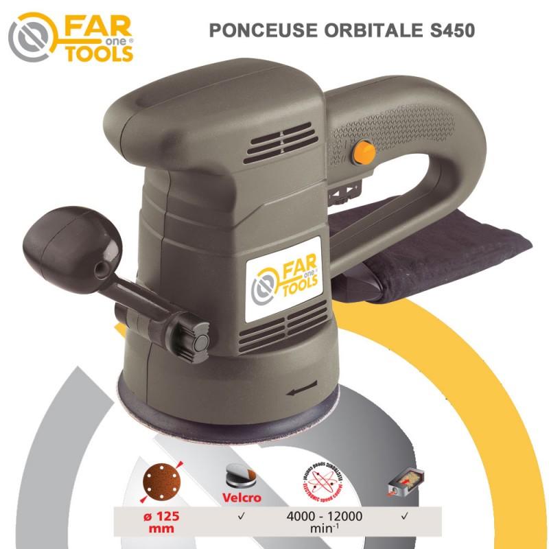 Ponceuse orbitale S450