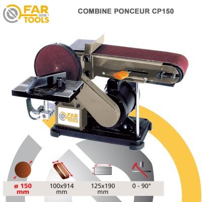 Combine Ponceur CP150