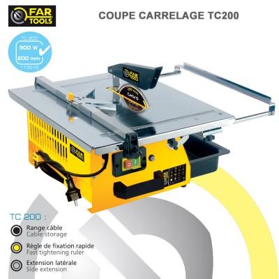 Coupe carrelage TC200