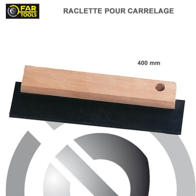 Raclette a joint 300 mm