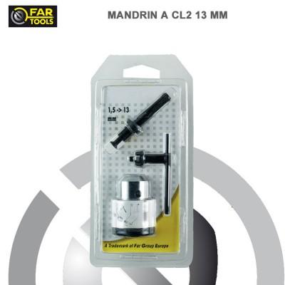 Mandrin SDS de Perceuse avec clé