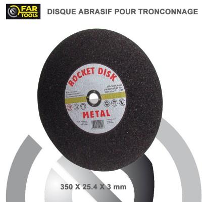 Disque à tronçonner métal 350 mm