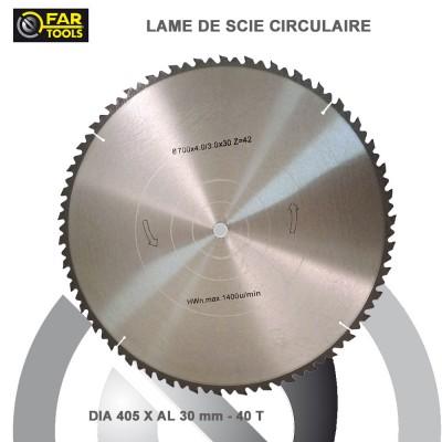 Lame pour scie à buche LS405C - 40T