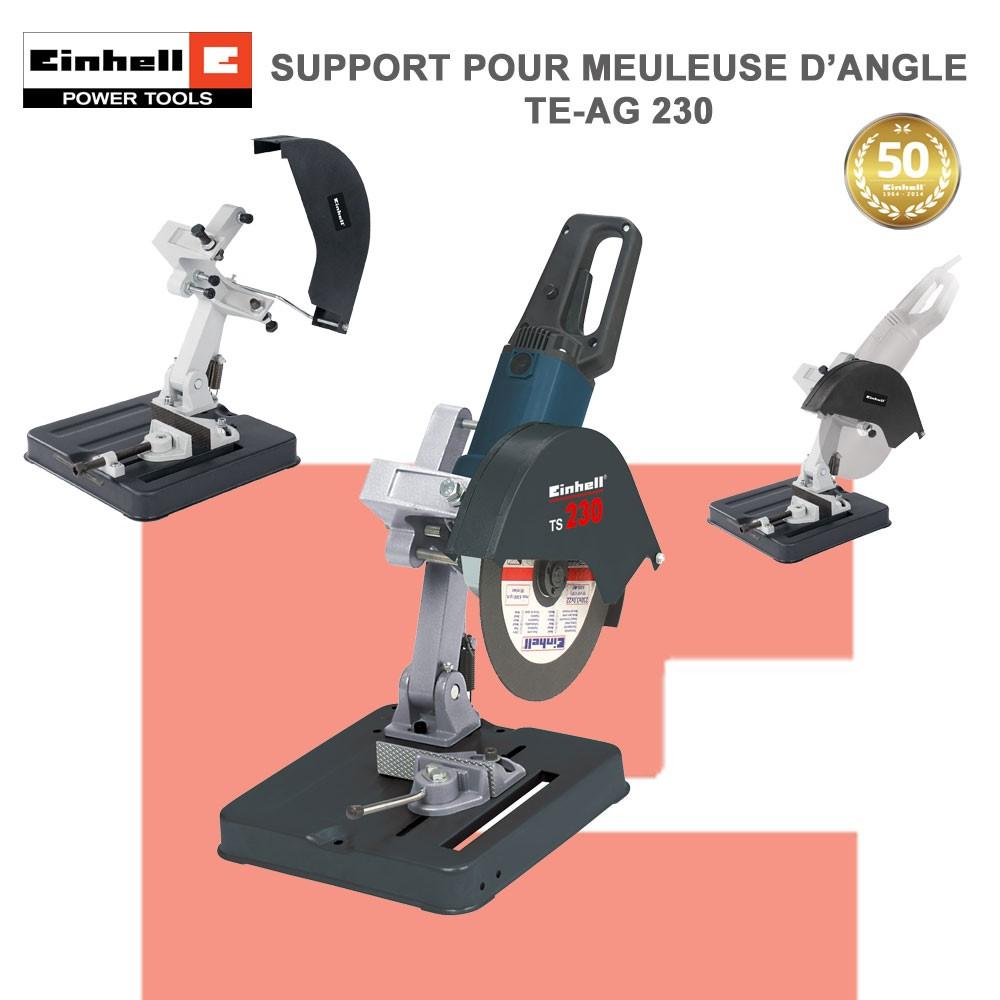 support pour meuleuse 230 einhell 4431050 einhell. Black Bedroom Furniture Sets. Home Design Ideas