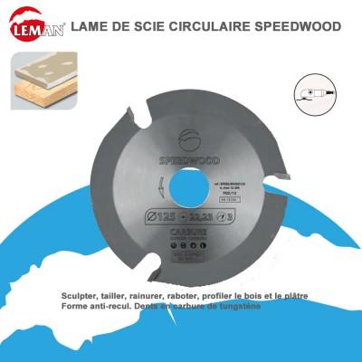 Lame de scie circulaire Speedwood