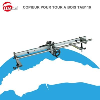 Copieur pour tour à bois TAB 110