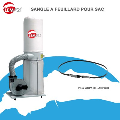 Sangle à feuillard ( lot) pour ASP152 /302