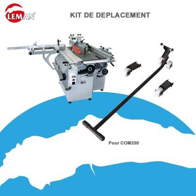 Kit de déplacement pour Combiné COM 310(T) Leman