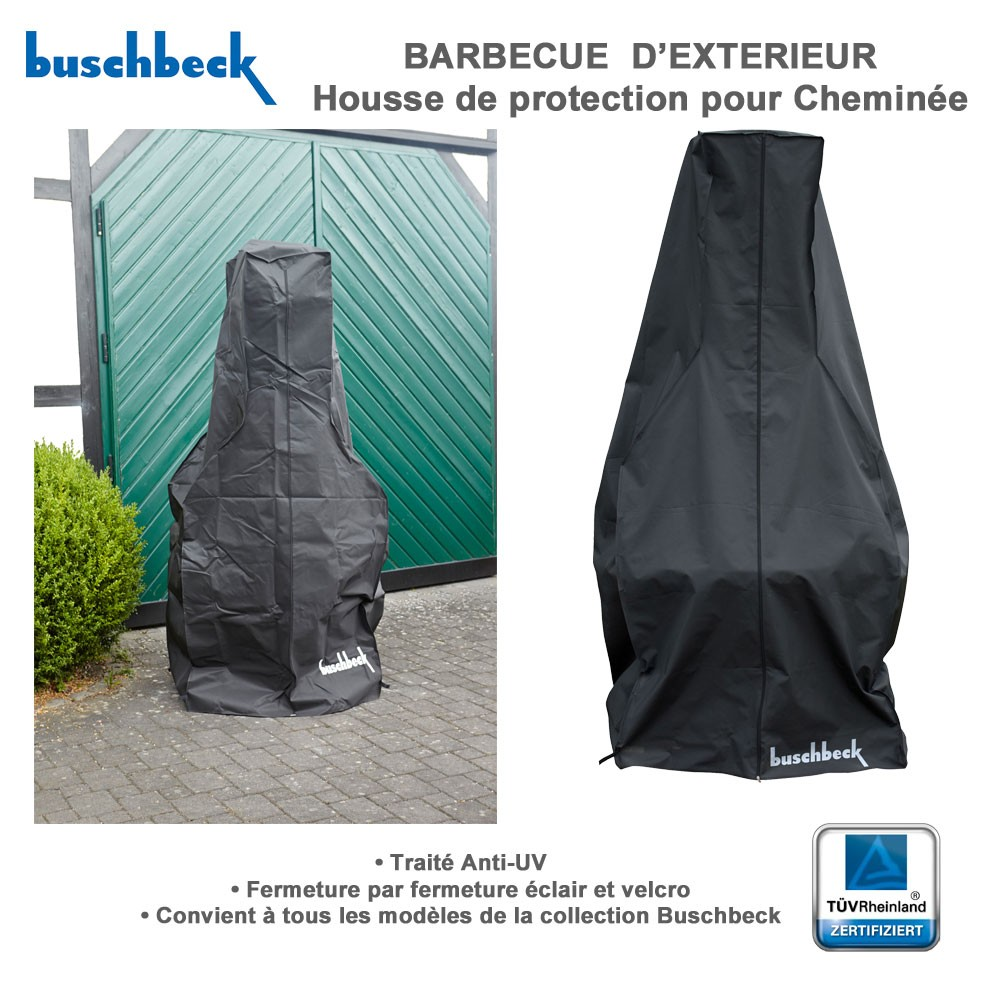 housse de protection pour barbecue en pierre 901167 buschbeck. Black Bedroom Furniture Sets. Home Design Ideas
