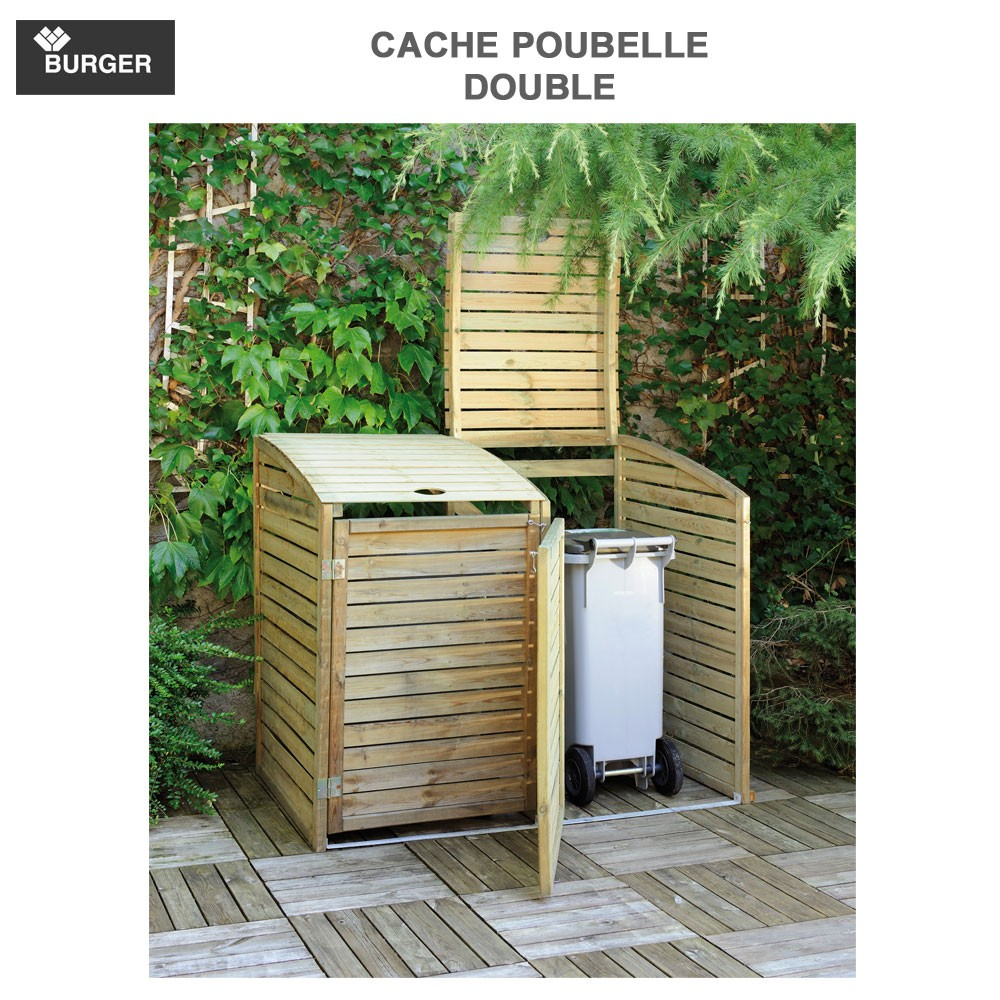 fabriquer un cache poubelles ext rieur fabriquer un cache poubelles ext rieur r aliser un. Black Bedroom Furniture Sets. Home Design Ideas