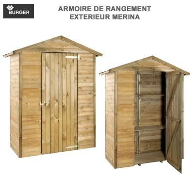 armoire de rangement de jardin merina plancher 99 burger 8. Black Bedroom Furniture Sets. Home Design Ideas