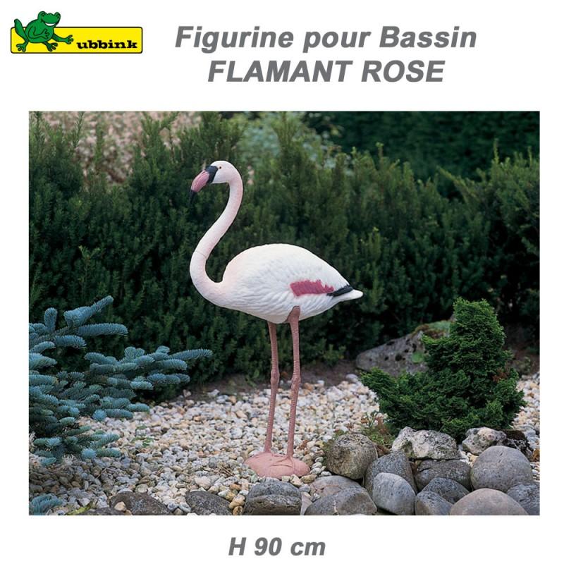 flamant rose d coration de bassin aquatique 1382503 ubbink 8. Black Bedroom Furniture Sets. Home Design Ideas