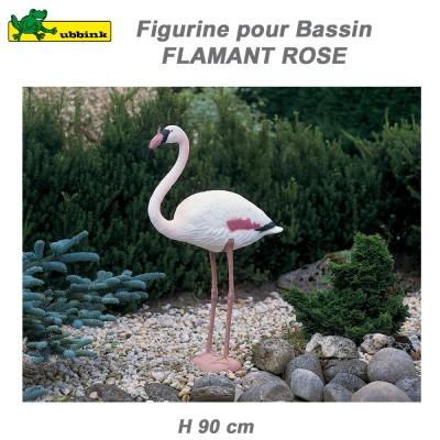 Flamant Rose décoration de bassin aquatique