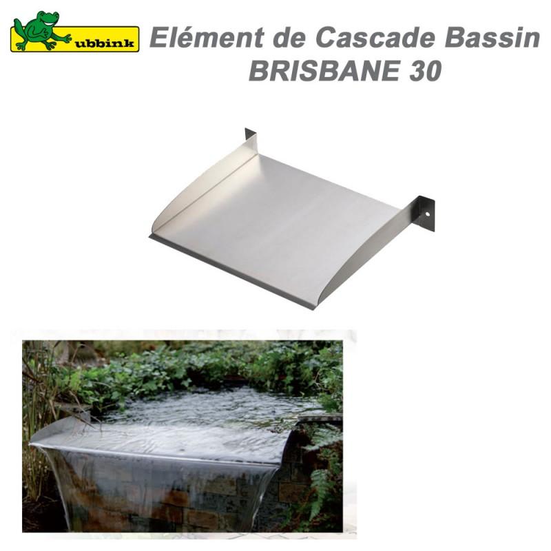 cascade de bassin de jardin ext rieur brisbane 30 1312023 ubbink 8. Black Bedroom Furniture Sets. Home Design Ideas