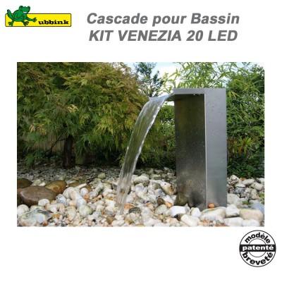 Cascade de bassin de jardin ext rieur brisbane 30 1312023 ubbink 8 - Cascade pour bassin ...