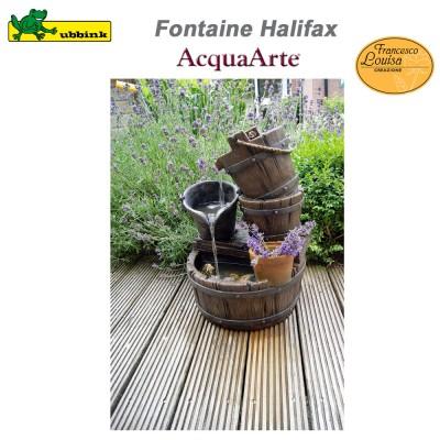 Fontaine de jardin extérieur polyrésine AcquaArte Halifax