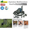 Aspirateur multifonction VacuProCleaner compact - 10 L - 1000 W