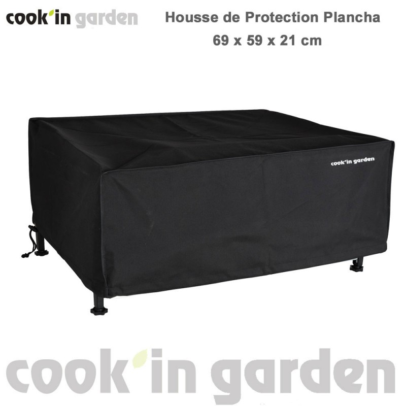 housse de protection pour plancha l69 x p59 x h21 ac012 cook 39 in garden. Black Bedroom Furniture Sets. Home Design Ideas
