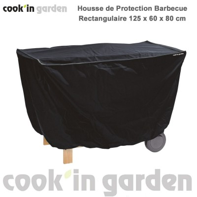 Housse de protection barbecue h80 x p60 x l125 ac002 - Housse barbecue cook in garden ...