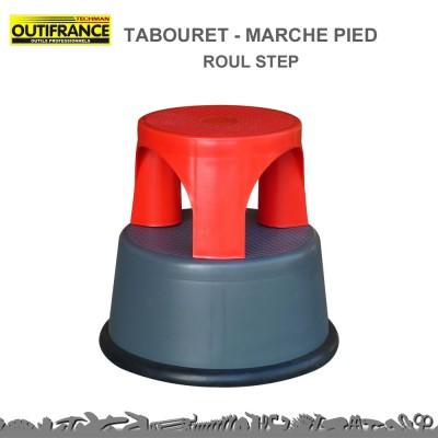 Tabouret - Marche Pied Roul Step
