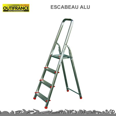 Escabeau Aluminium 4 marches