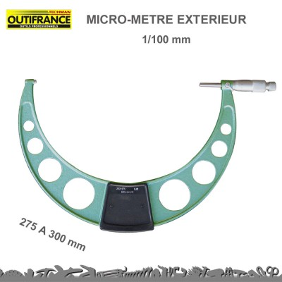 Micromètre extérieur 1/100 mm - 160