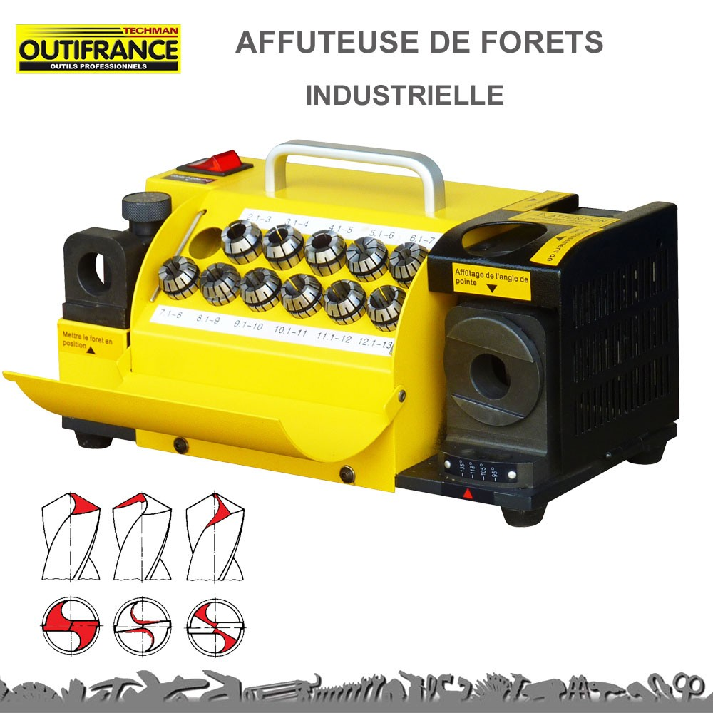 Affuteuse de for ts industrielle 9380183 out - Affuteuse de foret ...