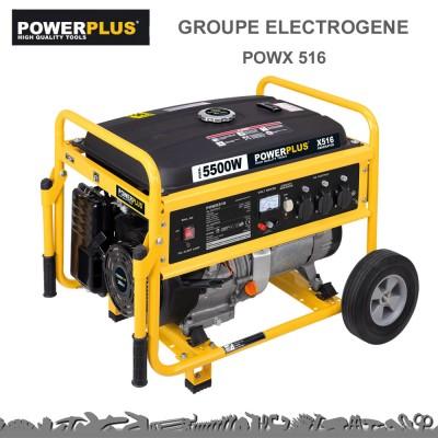 Groupe électrogène POWX516