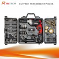 Coffret Perceuse à percussion PRKIT92FP