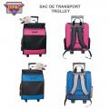 Sac de transport  pour chien Trolley 30x30x46 cm