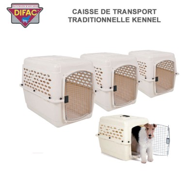 Caisse de transport Traditionnelle Kennel